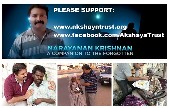 Narayanan Krishnan - Helping the Helpless