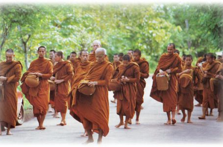 The Mindful Way – The Buddhist Forest Tradition