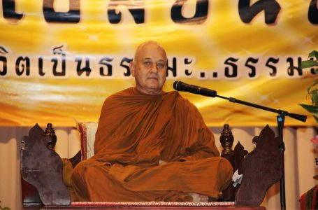 Ajahn Sumano: Monk In The Mountain